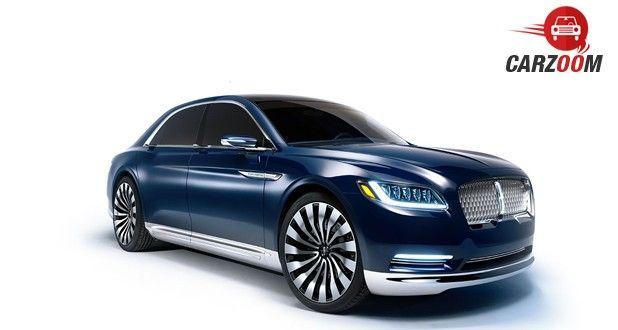 Lincoln Continental Concept Image