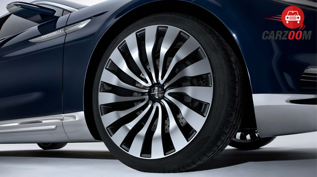 Lincoln Continental Concept Tyre