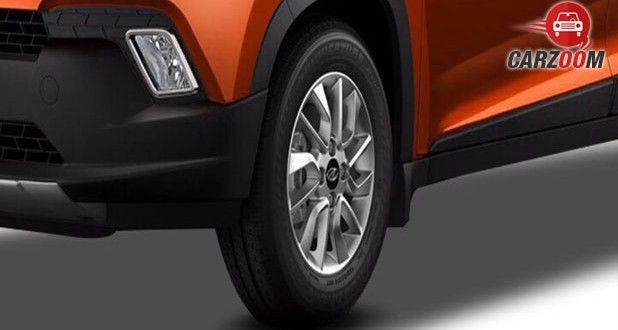 Mahindra KUV100 Tyre