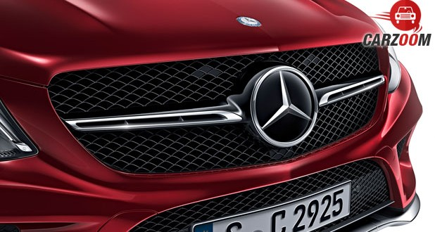 Mercedes-Benz GLE Class 450 AMG Coupe Air Pass