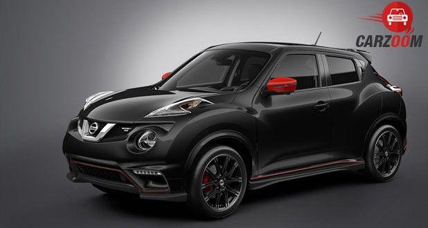 Nissan Juke Black