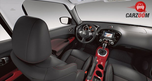Nissan Juke Front Seat