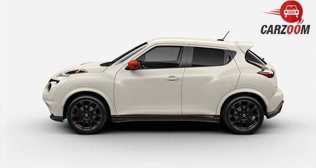 Nissan Juke Side View