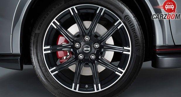 Nissan Juke Wheel