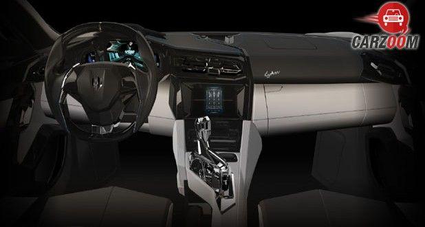 W Motors Lykan Hypersport Interior