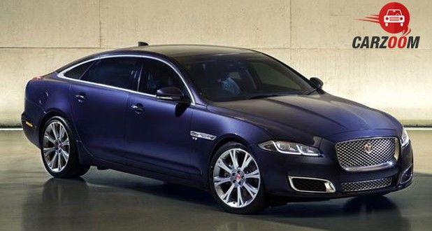 Jaguar XJ Facelift