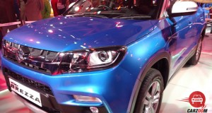 Auto Expo 2016: Maruti Suzuki Brezza
