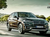 2016 BMW X5 Front