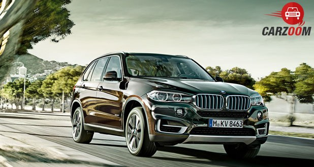 2016 BMW X5 Front