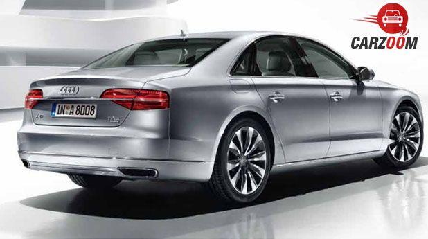 Audi A8 L Security Back