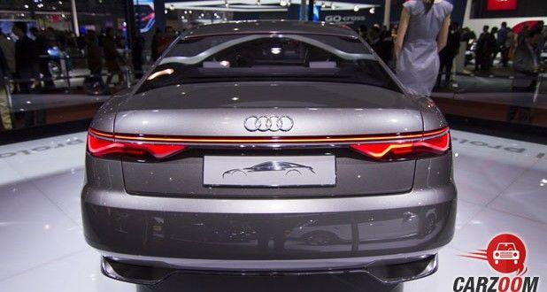Audi Prologue Concept Back