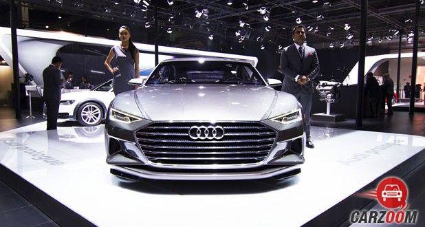 Audi Prologue Concept Front View