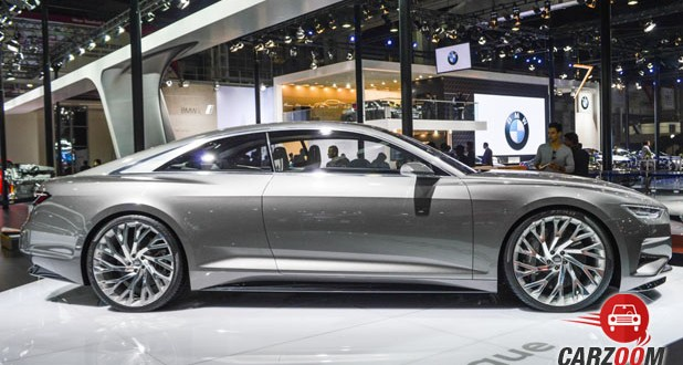 Audi Prologue Concept Side View