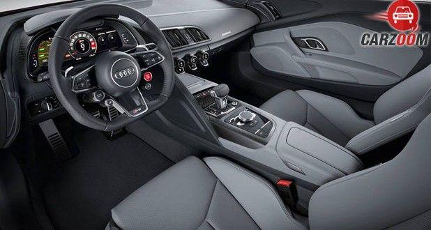Audi R8 V10 Plus Interior
