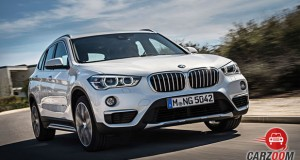 2016 BMW X1 Front