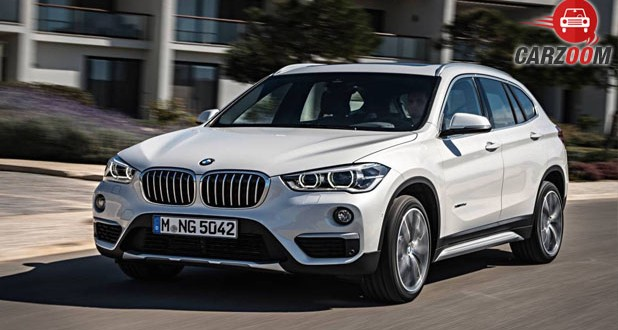 2016 BMW X1 Front View