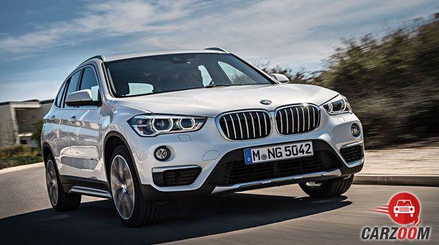 2016 BMW X1 Front