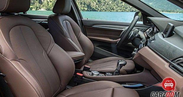 2016 BMW X1 Seats