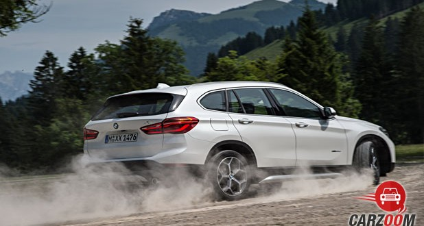 2016 BMW X1 Side View