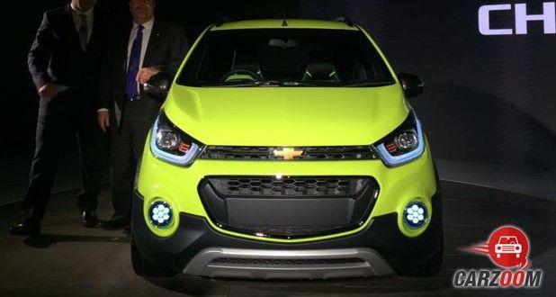Chevrolet Beat Activ Front