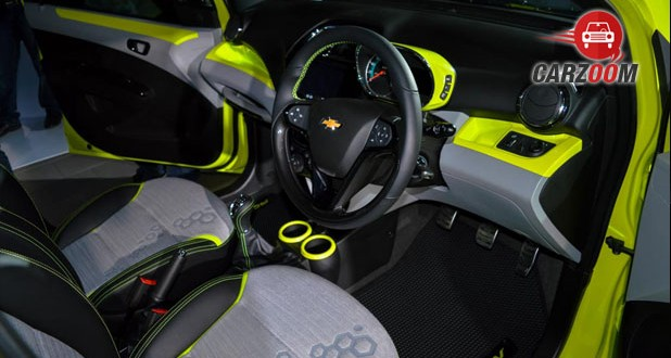 Chevrolet Beat Activ Interior