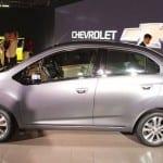 Chevrolet Beat Essentia Side