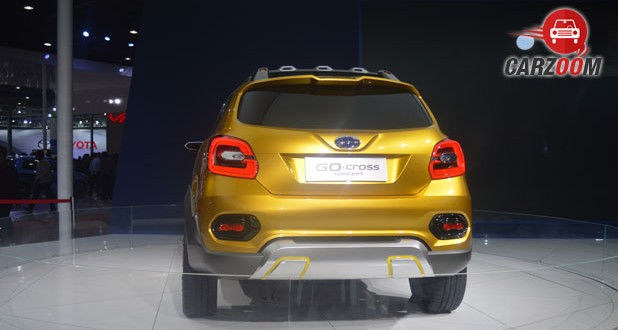 Datsun Go-Cross Back