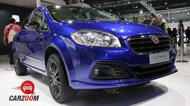 Fiat Linea 125s Front