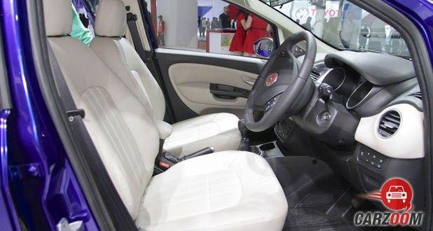 Fiat Linea 125s Interior View