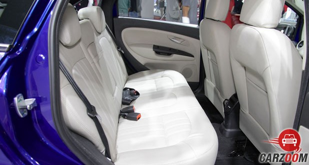 Fiat Linea 125s Seats