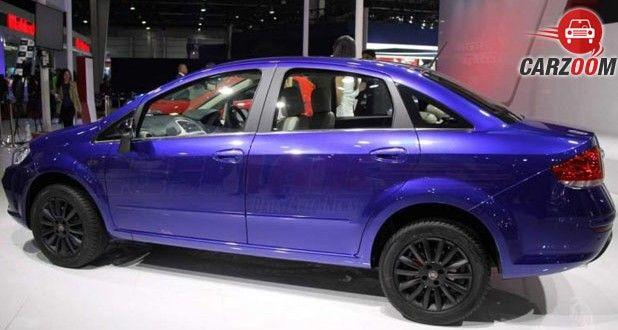 Fiat Linea 125s Side