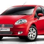 Fiat Punto Pure Front