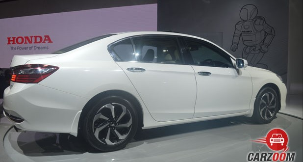 Honda Accord Hybrid Side