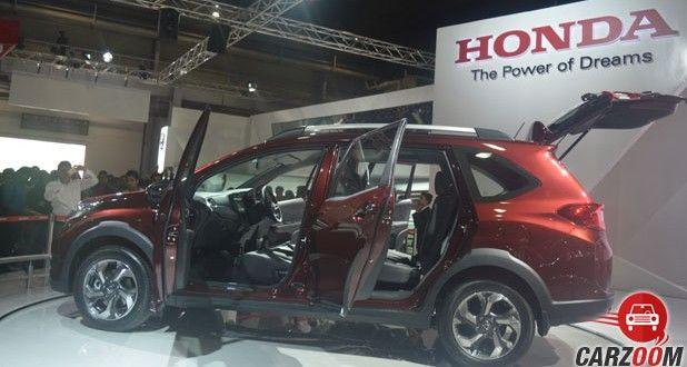 Honda BR-V Side View