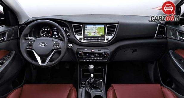 Auto Expo 2016 All New Hyundai Tucson Makes India Debut