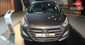 Hyundai i30 Front