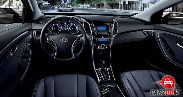 Hyundai i30 Interior View