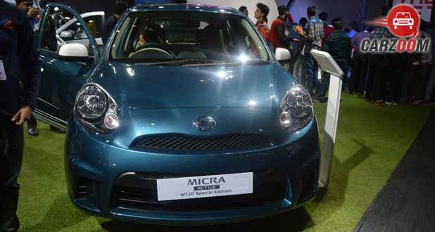 ICC WT20 special editions Micra Active