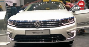 Auto Expo 2016: Volkswagen Passat GTE