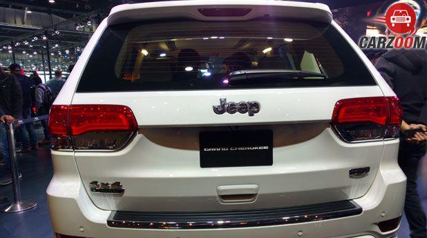 Jeep Grand Cherokee Back