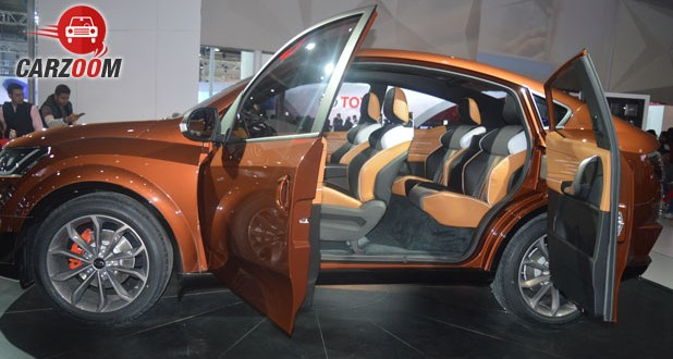 Auto Expo Mahindra Unveiled Xuv Aero Concept Expected Price