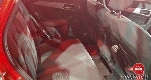 Maruti Suzuki Brezza Vitara Seats