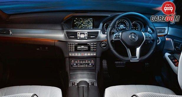 Mercedes-Benz E-Class 'Edition E' Interior