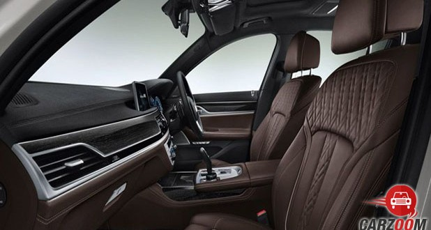 New BMW 7 Series Interior View
