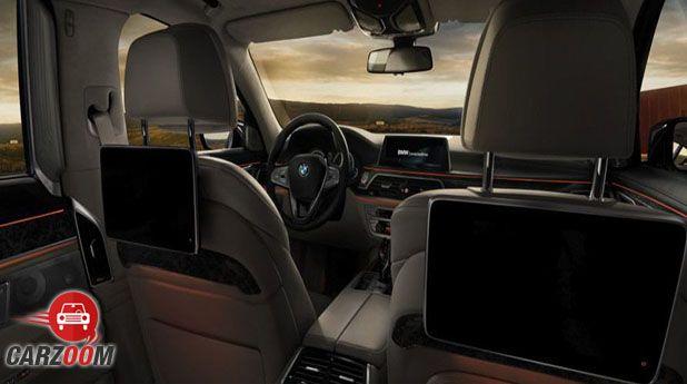 New Bmw Series Interior