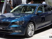 New Gen Skoda Superb