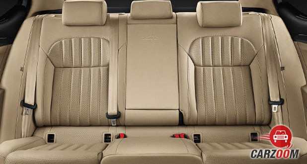 New Gen Skoda Superb Seats