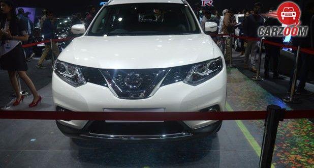 Nissan X-Trail Hybrid Front