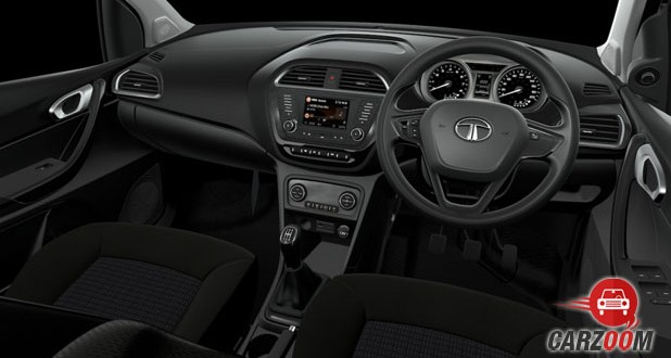 Tata Kite 5 Interior