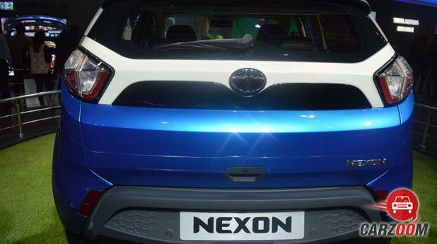 Tata Nexon Back